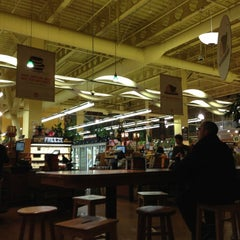 Photo taken at Whole Foods Market by Tina P. on 12/9/2012