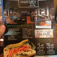 Photo taken at The Gin Mill & Grille by Jon G. on 11/17/2015