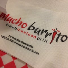 Photo taken at Mucho Burrito by Joanne T. on 11/30/2012