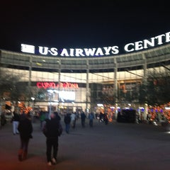 Photo taken at US Airways Center by Meghan H. on 12/27/2012