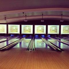 Photo taken at Lucky Strike Lanes by Bob C. on 2/20/2012