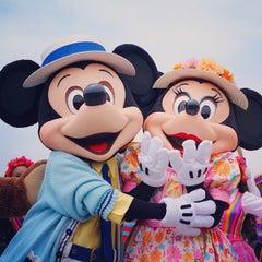 Photo taken at 東京ディズニーシー (Tokyo DisneySea) by Yumi on 6/30/2013