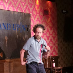 Photo taken at Stand Up NY by Stand Up NY on 11/18/2014