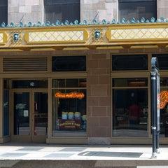 Photo taken at Garrett Popcorn Shops by Garrett Popcorn Shops on 11/5/2014