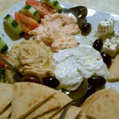 Photo taken at Greek Islands Restaurant by Jason B. on 1/6/2013