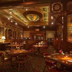 Photo taken at Mahogany Grill by Mahogany Grill on 8/7/2013