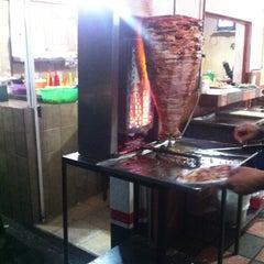 """Photo taken at Quetza-Pizzas """"Xangari"""" by Pakorelia on 2/18/2013"""