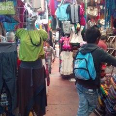 Photo taken at Plaza Artesanos de México by Beto S. on 12/21/2013
