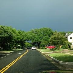 Photo taken at Highland Park Village by Brittany G. on 5/25/2013