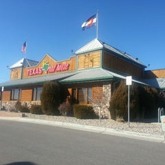 Photo taken at Texas Roadhouse by Bill B. on 2/23/2014