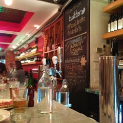 Photo taken at Pizzeria Libretto by Demps C. on 12/22/2012