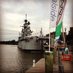 Photo taken at Lake Erie by Sergey V. on 7/10/2013
