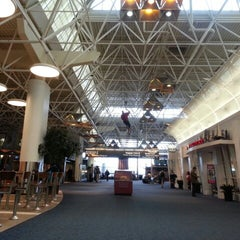 Photo taken at General Mitchell International Airport (MKE) by Shadi W. on 2/21/2013