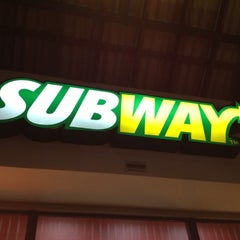 Photo taken at Subway by Kendall V. on 11/17/2012