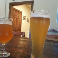 Photo taken at Fairhope Brewing Company by Val N. on 9/5/2015
