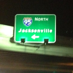 Photo taken at Interstate 95 by Bernard H. on 1/14/2013
