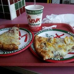 Photo taken at La Nova Pizzeria by Denise S. on 8/24/2013
