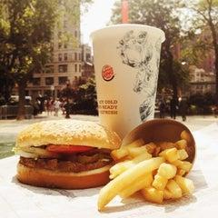 Photo taken at Burger King® by Aslbeck O. on 8/19/2013