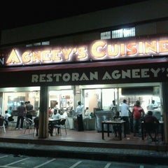 Photo taken at Agneey's Cuisine by Jasdave S. on 2/11/2013