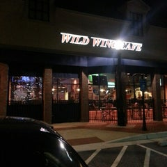 Photo taken at Wild Wing Cafe by Dawn J. on 10/16/2012