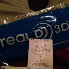 Photo taken at Regal Cinemas Stockton Holiday Cinema 8 by Eugene S. on 5/25/2014