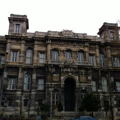 Photo taken at İstanbul Teknik Üniversitesi by Erşan Ö. on 12/29/2012