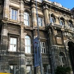 Photo taken at İstanbul Teknik Üniversitesi by Erşan Ö. on 11/26/2012
