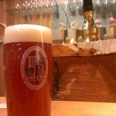 Photo taken at Baird Beer 中目黒タップルーム Nakameguro Taproom by Masahiro F. on 1/19/2013