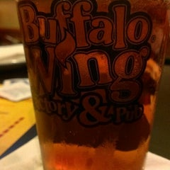 Photo taken at Buffalo Wing Factory by Matt F. on 6/8/2013