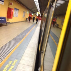 Photo taken at Bondi Junction Station by David K. on 7/5/2013