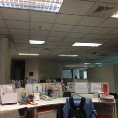 Photo taken at Fuji Xerox (Thailand) Co., Ltd. by Toffee Y. on 7/17/2014