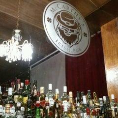 Photo taken at McCarthy's Irish Pub by Daniel N. on 12/30/2012
