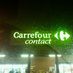 Photo taken at Carrefour by Loic D. on 1/9/2013
