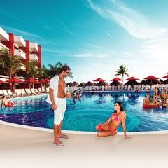 Photo taken at Temptation Resort & Spa Cancun by Temptation Resort & Spa Cancun on 7/17/2014