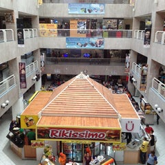 Photo taken at Centro Lago Mall by Manuel S. on 10/14/2012