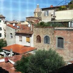 Photo taken at Ostello Santa Monaca by Alejandro V. on 10/2/2013