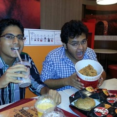 Photo taken at KFC by Shaizad M. on 10/16/2012