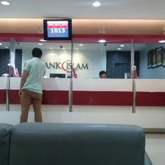 Photo taken at Bank Islam Taman Melawati by Nur Muhammad N. on 5/7/2014