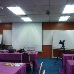 Photo taken at Pusat Komputer UTM (CICT) by Nur Muhammad N. on 4/13/2014