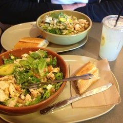 Photo taken at Panera Bread by Cat D. on 3/10/2013