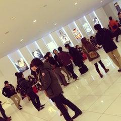Photo taken at 新宿ピカデリー by Yuka I. on 12/9/2012