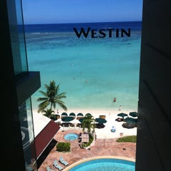 Photo taken at The Westin Resort Guam by Ethan Michael P. on 5/15/2013