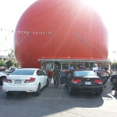 Photo taken at Gibeau Orange Julep by Monica A. on 7/14/2013
