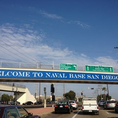 Photo taken at Naval Station San Diego by Bil B. on 7/10/2013