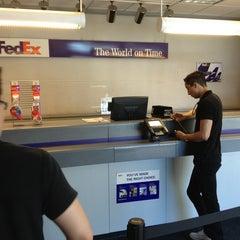 Photo taken at FedEx Ship Center by Bil B. on 1/24/2015