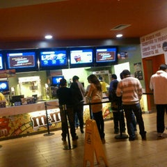 Photo taken at Cineplanet by Xtian T. on 10/14/2012