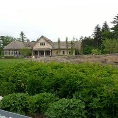 Photo taken at Coastal Maine Botanical Gardens by Nate K. on 6/7/2013