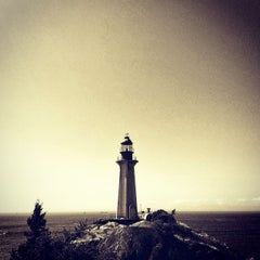 Photo taken at Point Atkinson Lighthouse by Steve T. on 7/27/2014