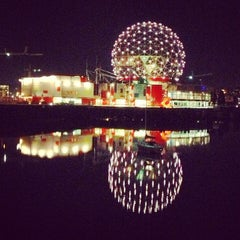 Photo taken at Science World at TELUS World of Science by Steve T. on 11/27/2012