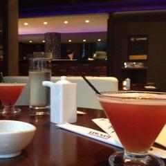 Photo taken at HaChi Restaurant & Lounge by Genesis R. on 6/15/2013